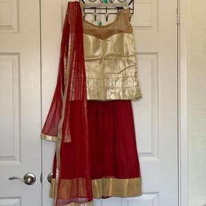 Other - Girl's Lehenga - Indian style Partywear